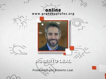 Roberto Leal presentará el 13 de marzo el encuentro digital ¡Grandes Profes!