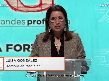 Mejores momentos de la doctora Luisa González en Grandes Profes