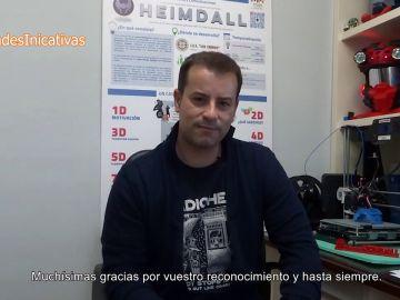 El impulsor del proyecto educativo Heimdall te anima a presentarte a Grandes Iniciativas