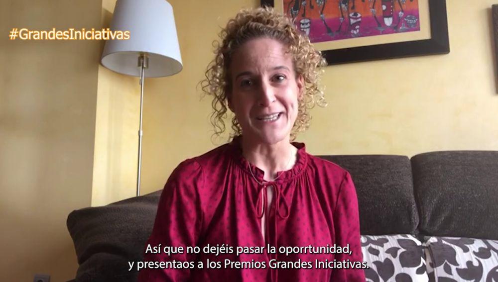 La impulsora de Lavamagic invita a los profesores a participar en Grandes Iniciativas