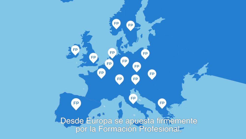 La apuesta de Europa por la Formación Profesional