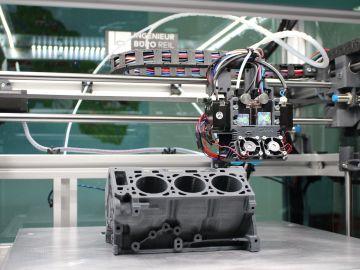 Diseñador 3D de Piezas para Automóviles