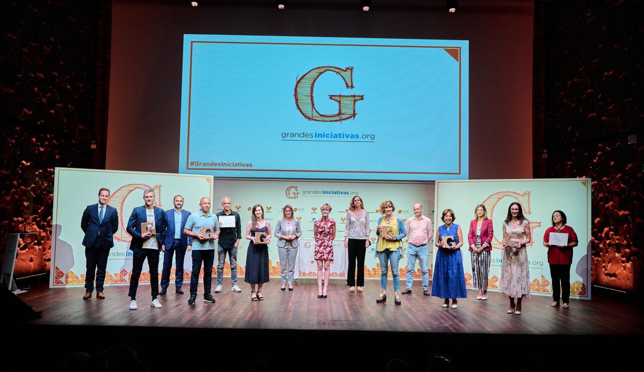 Ganadores, Partners y premiados