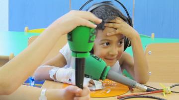 Talleres de Radio