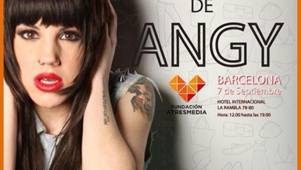 Angy Fernández