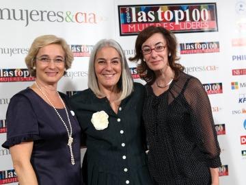 Carmen Bieger, Top 100 mujeres líderes 2013