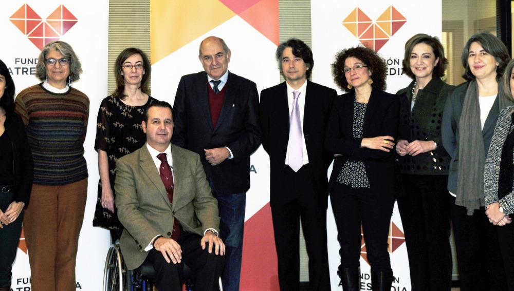Los miembros del jurado de 'Iniciativas que educan'