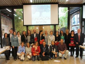 La Fundación ATRESMEDIA, reconocida como uno de los 13 proyectos innovadores de la Fundación Botín.