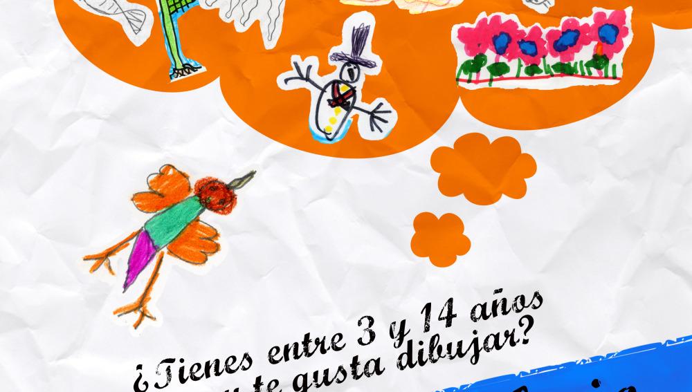 Cartel concurso de dibujo 2014