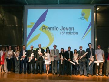 La Fundación Atresmedia en la entrega de  Premios Joven de la Universidad Complutense