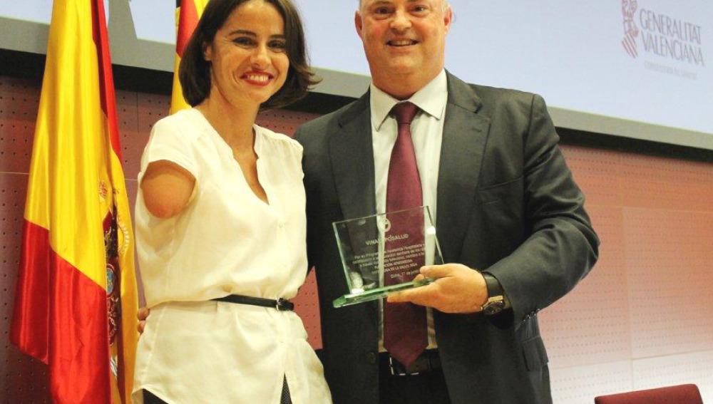 La Fundación Atresmedia, Premio Defensores de la Salud 2014