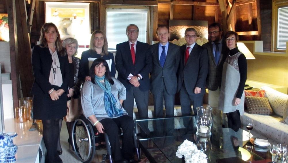 La Fundación Atresmedia participa en el encuentro por el colectivo de personas con discapacidad
