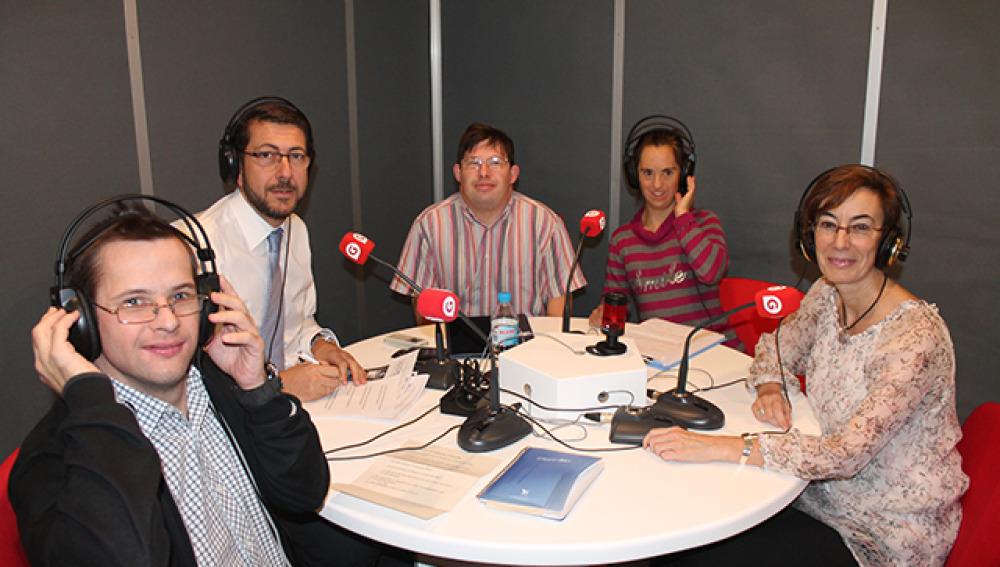 La Fundación Atresmedia, en los micrófonos de 'Gente extraordinaria'