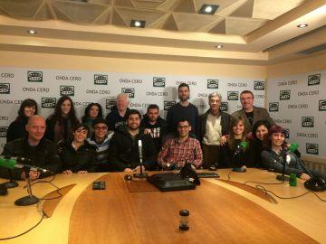 El premiado periodista Javier Ruiz Taboada imparte tres talleres de radio