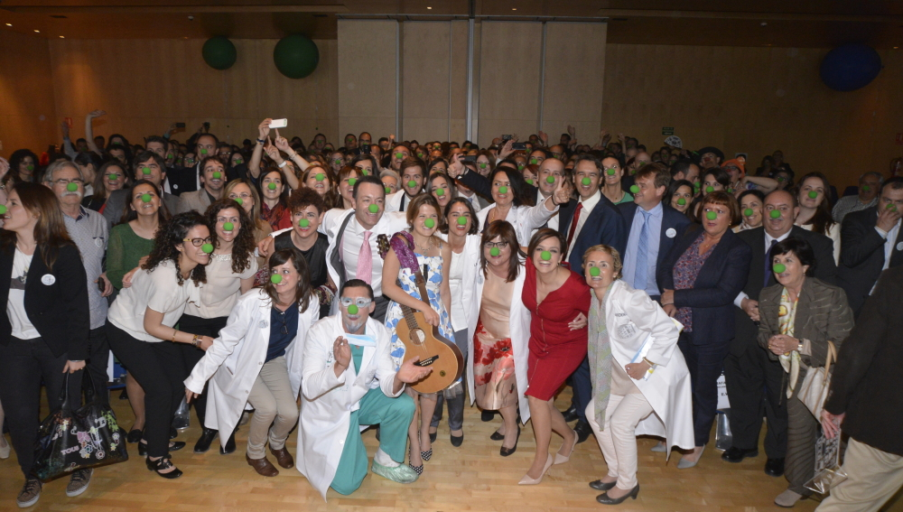 Los 10 Hospitales más 'optimistas' de España reciben su galardón