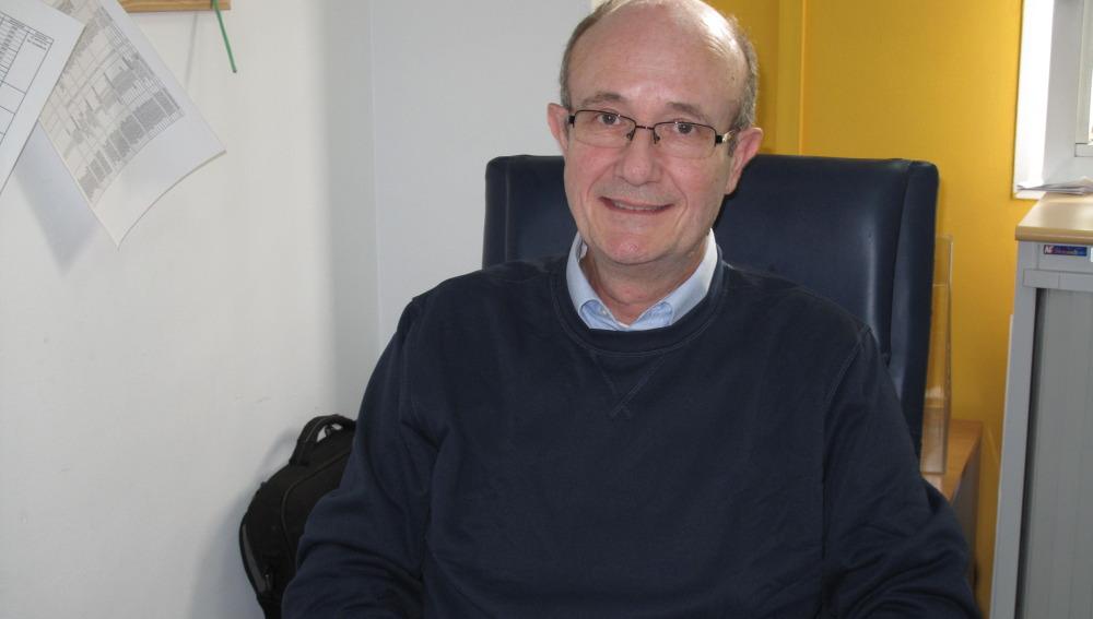 Director de formación reglada de Fundación Tomillo