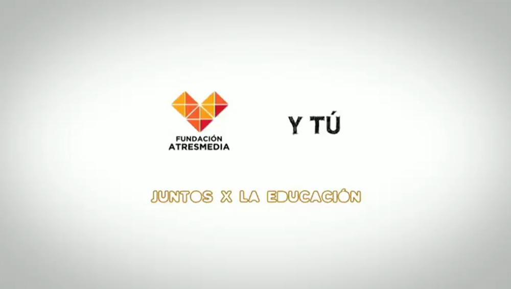 'Juntos por  la educación'