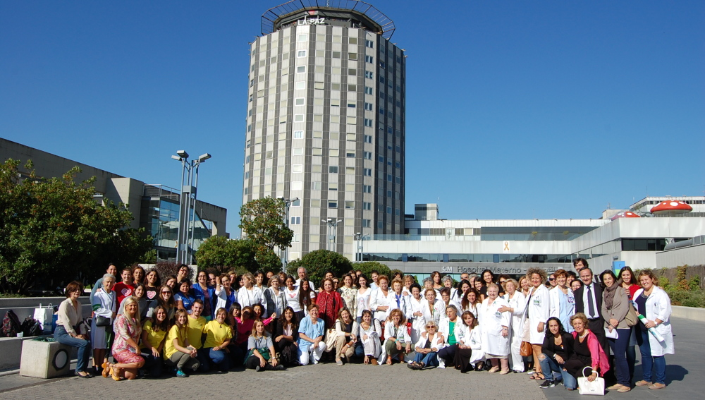 I Jornada del Voluntariado'  del Hospital Universitario La Paz