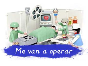 Me van a operar | Calan Fan 3