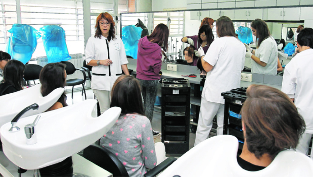 FP Básica de peluquería