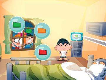 La Fundación Atresmedia colabora en un cuento interactivo y gratuito sobre la hospitalización