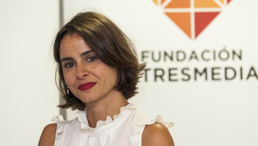 Lary León, Fundación Atresmedia
