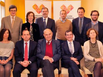 La Fundación ATRESMEDIA,  Santillana y Samsung eligen las  propuestas ganadoras de 'Grandes Profes, Grandes Iniciativas'