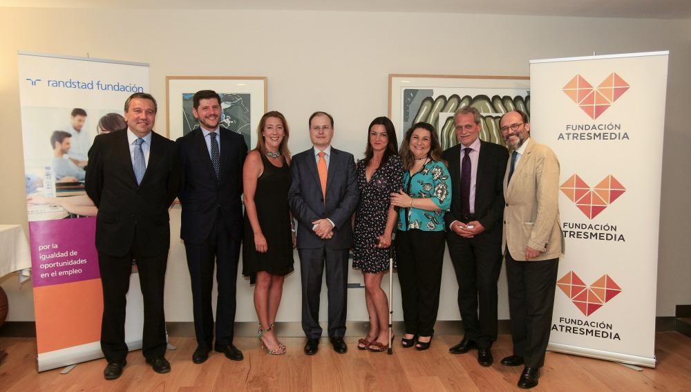 La Fundación ATRESMEDIA y la Fundación RANDSTAD presentan en Sevilla el estudio 'Jóvenes, discapacidad y empleo'