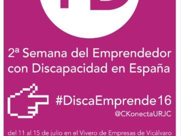 Semana del Emprendedor con Discapacidad