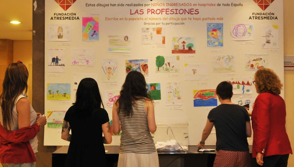 El tradicional concurso de dibujos ya está en marcha