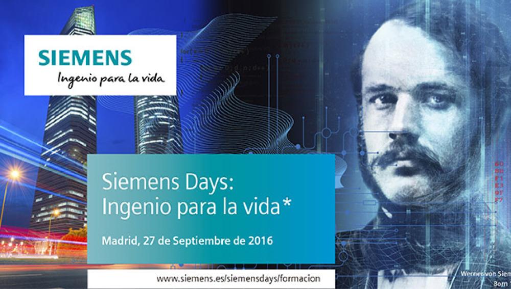 Siemens Days, un evento único sobre la tecnología y la innovación