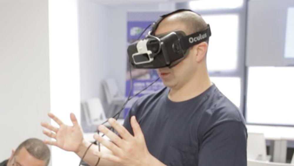 Realidad virtual, la nueva revolución mundial