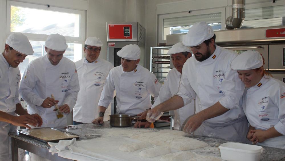 La Selección de Panadería se reúne en Madrid