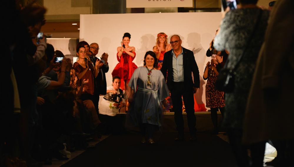 Lady Isabel, la primera diseñadora con Síndrome de Down, presenta su colección en la Madrid Fashion Week
