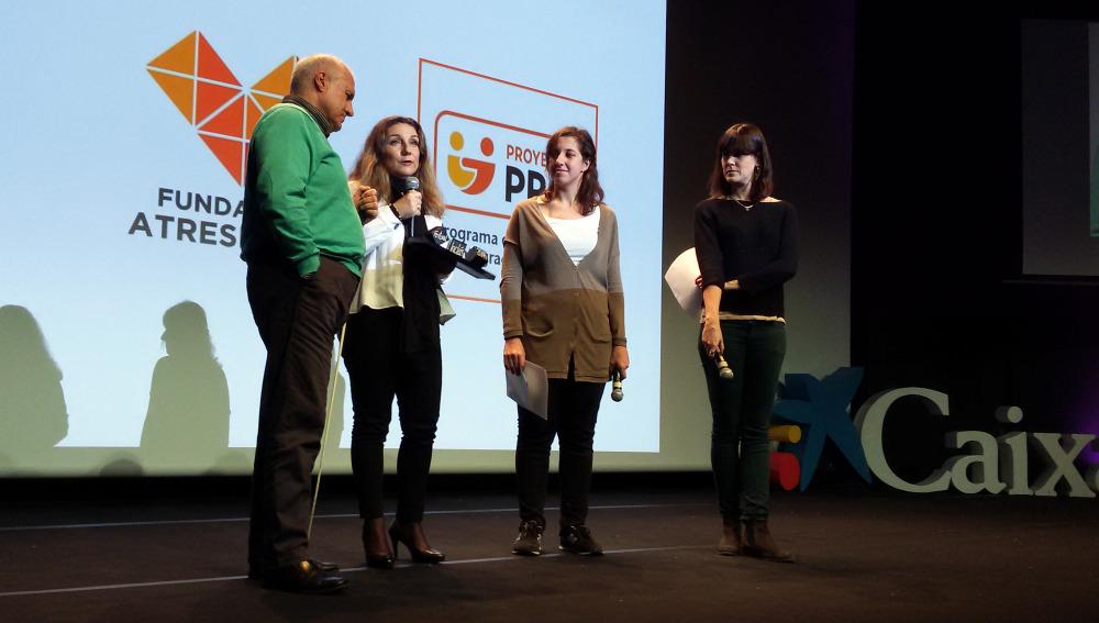 Proyecto PRO, premios Festival Inclús