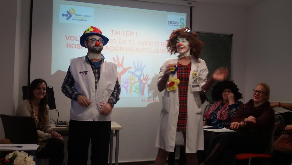 Inauguramos la I Jornada de Voluntariado en Ciudad Real
