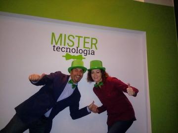 Miss y Mister Tecnología