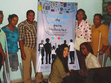 COCEMFE promueve la FP en República Dominicana