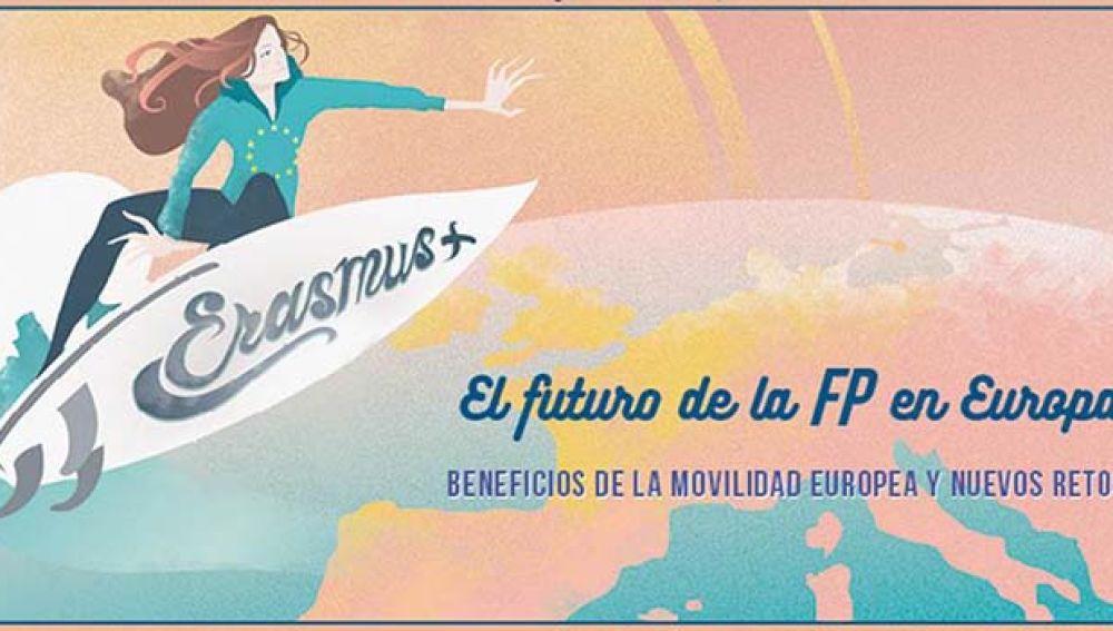 'Descubre la FP' en el Parlamento Europeo