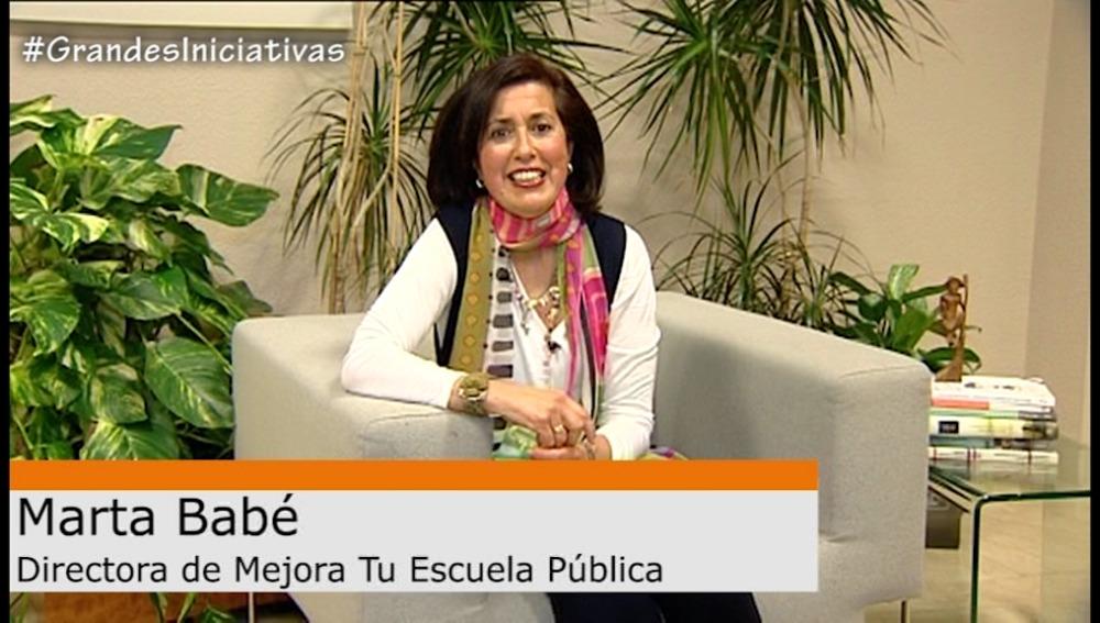 Marta Babé te invita a presentar tus proyectos 'estrella'