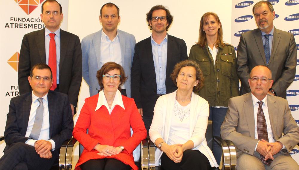 Jurado IV Premios 'Grandes Profes, Grandes Iniciativas'