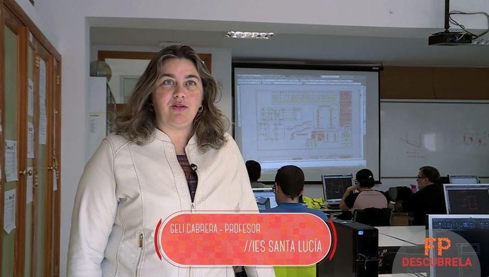 Geli Cabrera