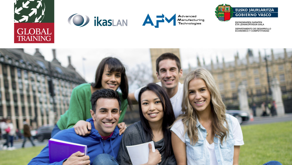 Ikaslan y AFM gestionan 60 becas de movilidad Global Training