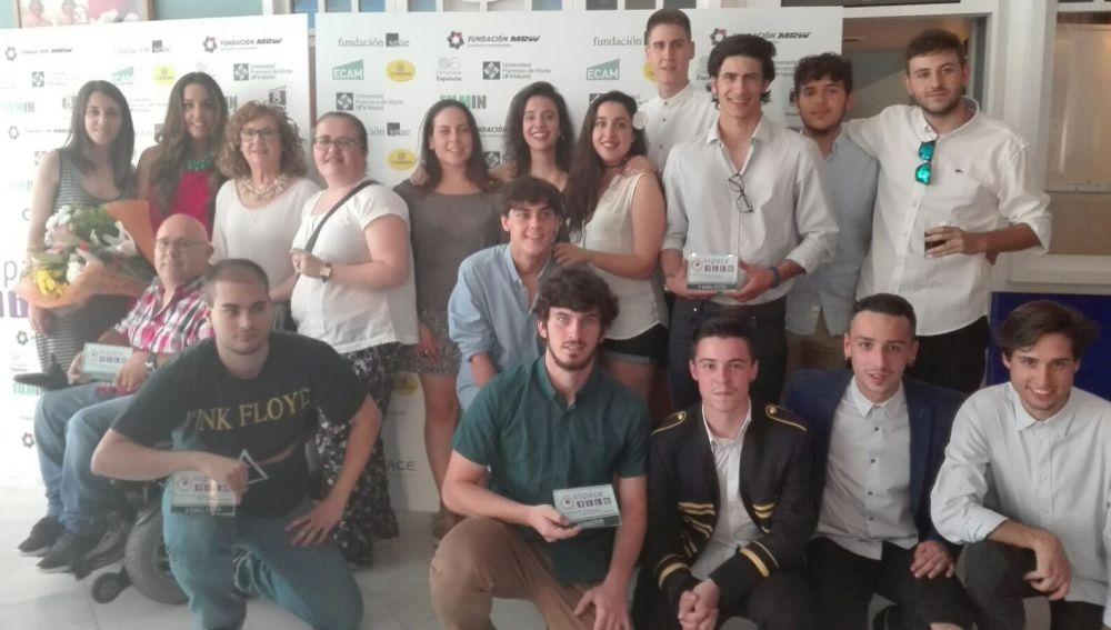 Asistimos a la entrega de premios ASPACEfilm 2017