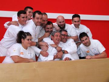 El equipo Espigas prepara sus próximas competiciones internacionales