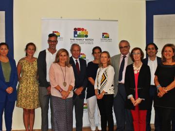 La Fundación Atresmedia, jurado en los Premios 'The Family Watch'