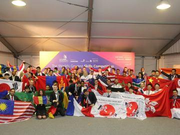 España se alza con 3 medallas de excelencia en WorldSkills 2017