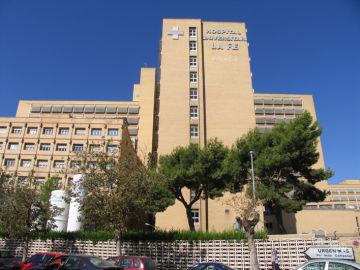 """El Hospital La Fe presenta el proyecto """"Can de la Mano"""""""