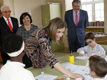 La Comunidad celebra el 50 aniversario del colegio público del Hospital Niño Jesús