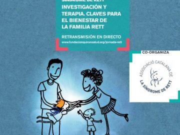 Fundacion Quirón Salud celebra la 7ª JORNADA SÍNDROME DE RETT